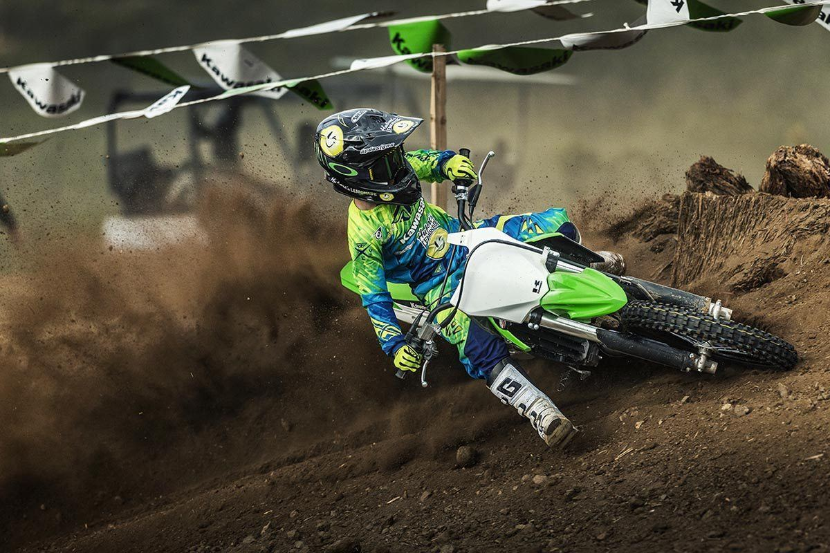 2016 Kawasaki KX85 in North Reading, Massachusetts - Photo 13