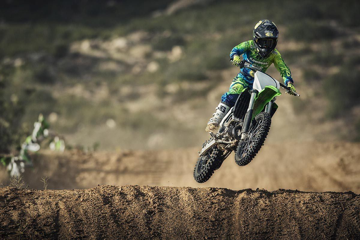 2016 Kawasaki KX85 in North Reading, Massachusetts - Photo 14