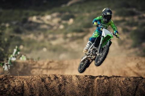 2016 Kawasaki KX85 in Nevada, Iowa