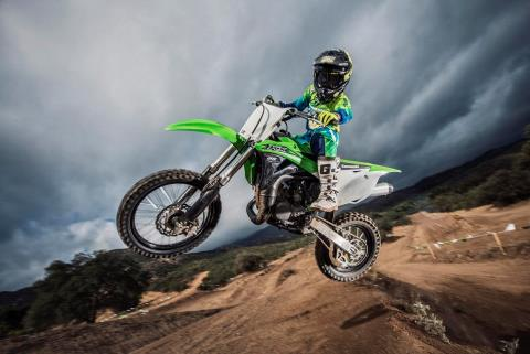 2016 Kawasaki KX85 in North Reading, Massachusetts - Photo 16