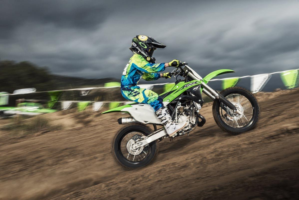 new 2016 kawasaki kx85 motorcycles in south paris, me