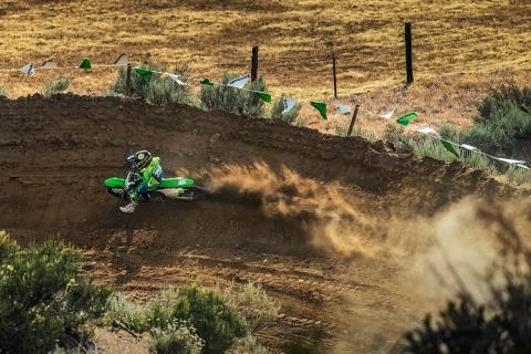 2016 Kawasaki KX85 in North Reading, Massachusetts - Photo 18