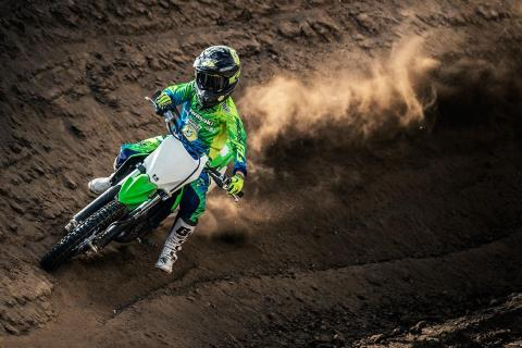 2016 Kawasaki KX85 in North Reading, Massachusetts - Photo 19