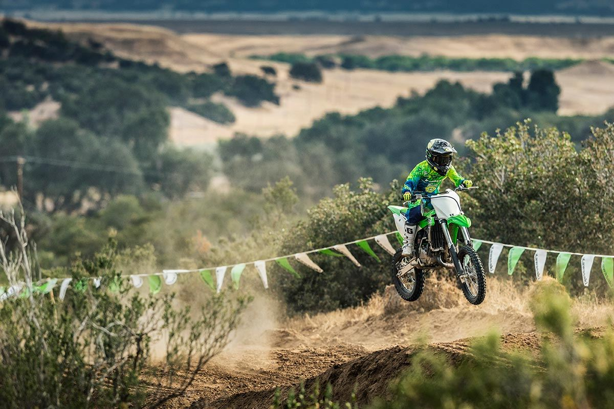 2016 Kawasaki KX85 in Cedar Falls, Iowa - Photo 21