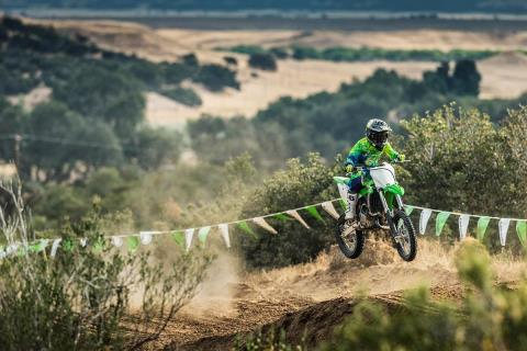 2016 Kawasaki KX85 in North Reading, Massachusetts - Photo 21