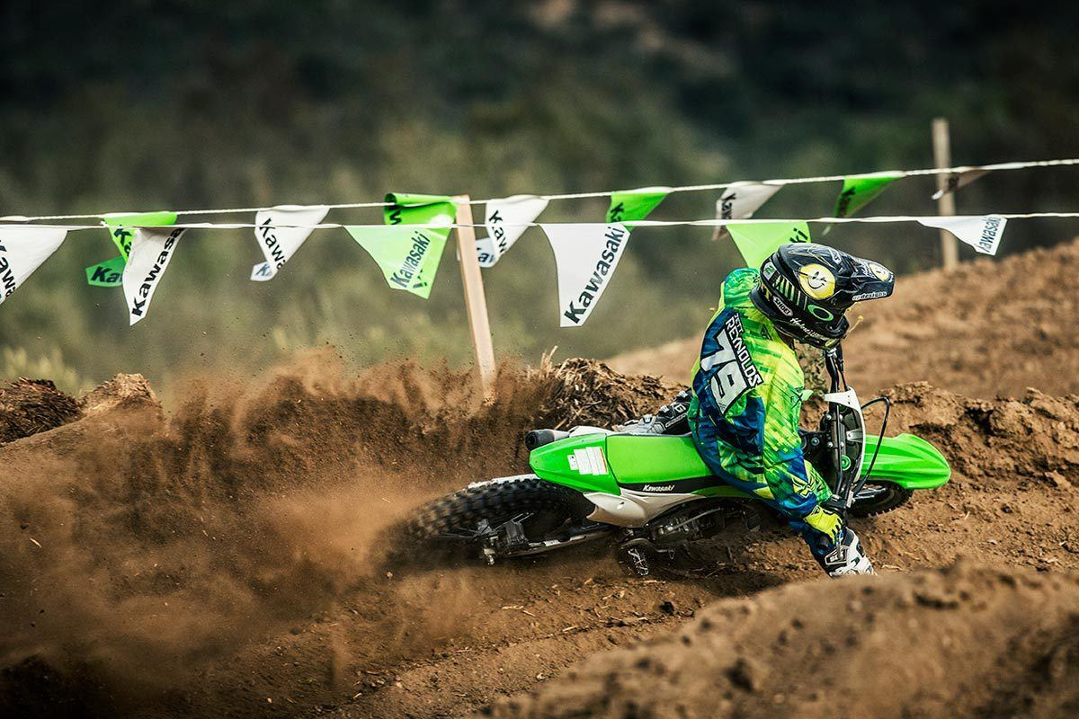 2016 Kawasaki KX85 in North Reading, Massachusetts - Photo 22
