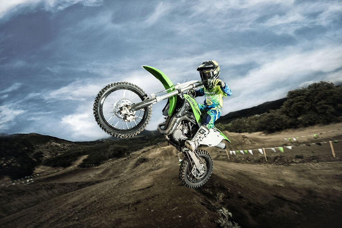 2016 Kawasaki KX85 in Winterset, Iowa