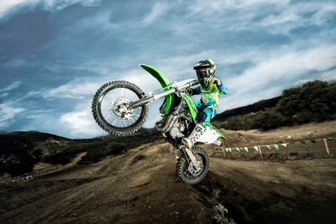 2016 Kawasaki KX85 in Cedar Falls, Iowa - Photo 23