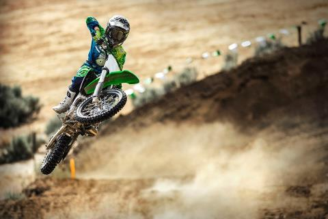 2016 Kawasaki KX85 in North Reading, Massachusetts - Photo 27