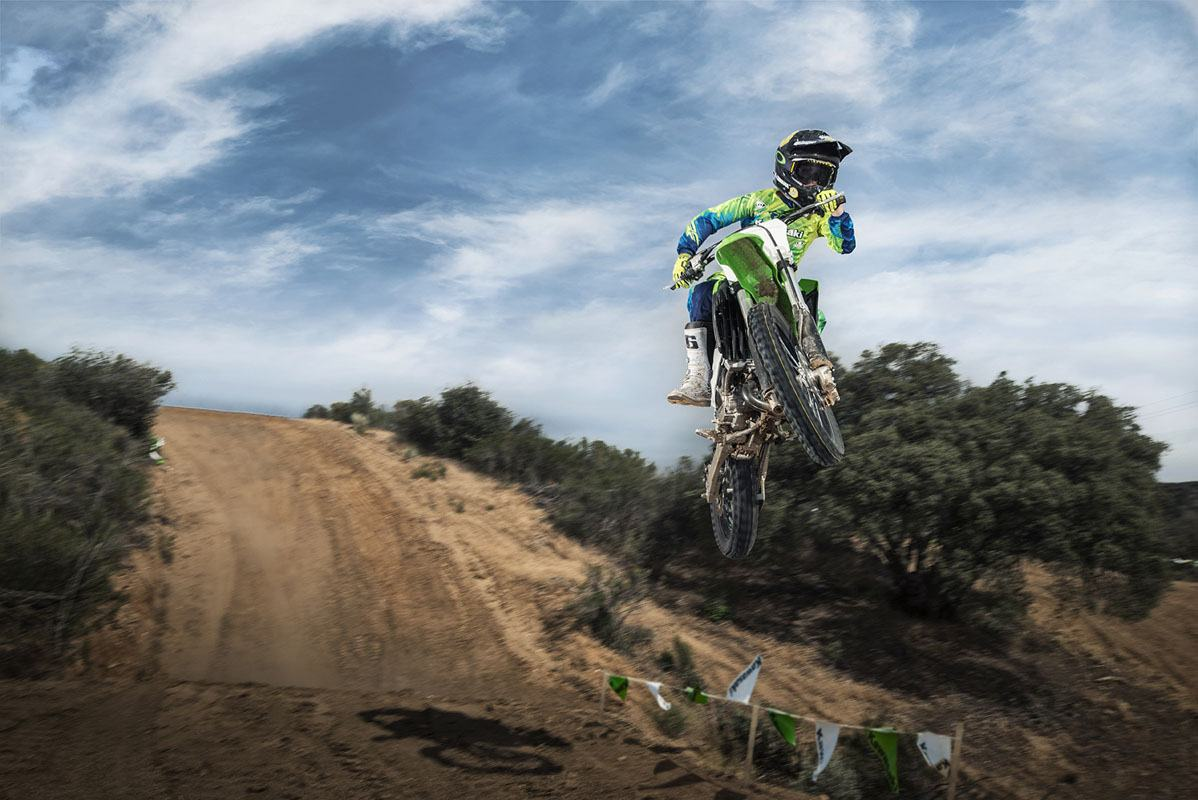 2016 Kawasaki KX85 in North Reading, Massachusetts - Photo 30