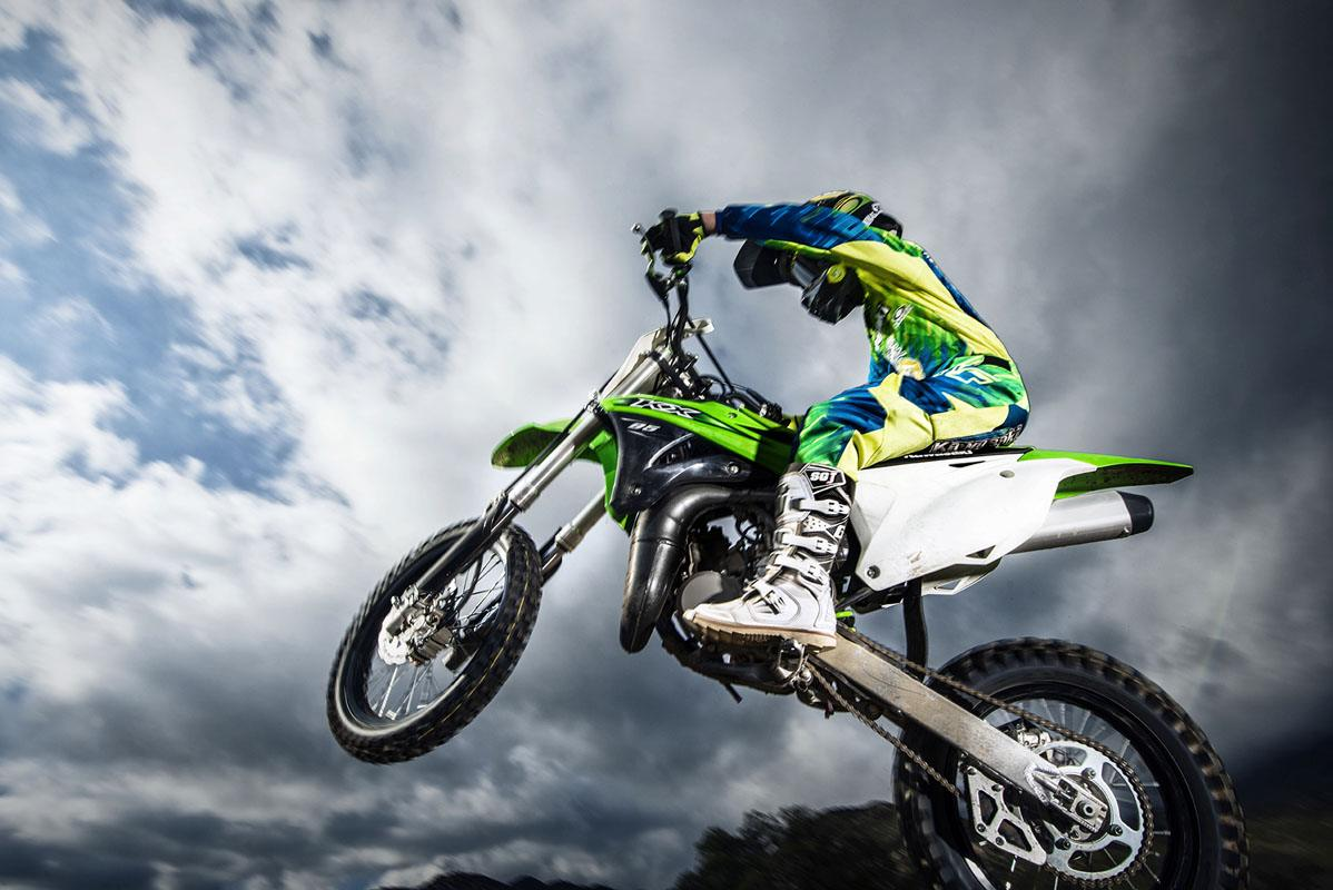 2016 Kawasaki KX85 in North Reading, Massachusetts - Photo 31