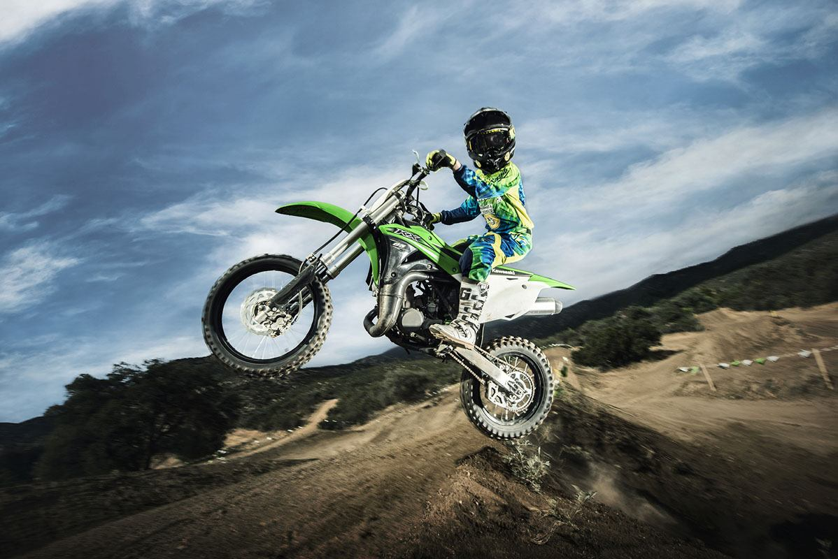 2016 Kawasaki KX85 in North Reading, Massachusetts - Photo 32