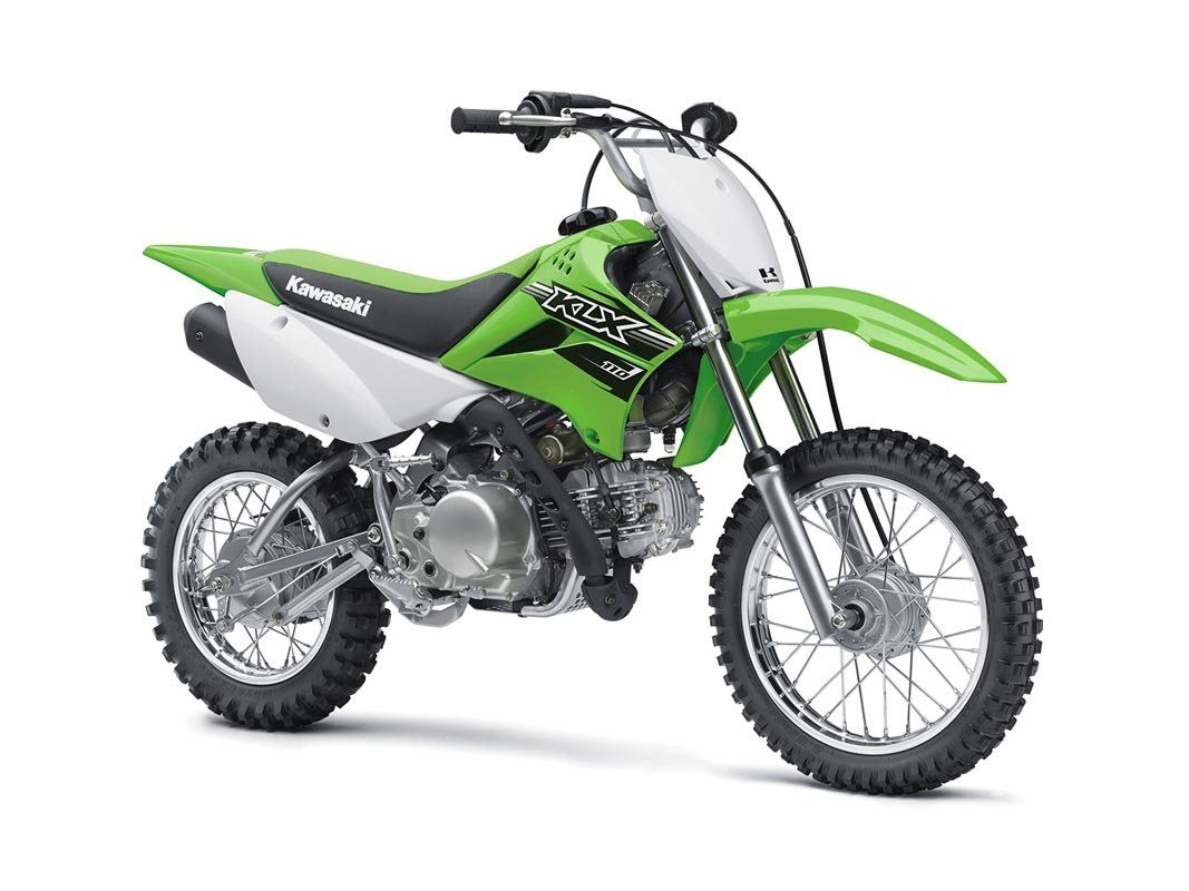 2016 Kawasaki KLX110 in Romney, West Virginia