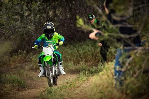 2016 Kawasaki KLX110 in North Reading, Massachusetts - Photo 7