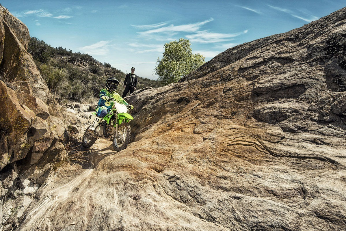 2016 Kawasaki KLX110 in Hickory, North Carolina