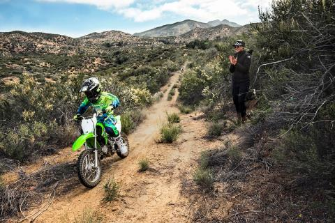 2016 Kawasaki KLX110 in North Reading, Massachusetts - Photo 26