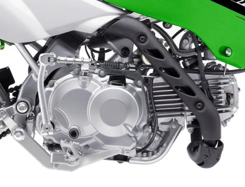 2016 Kawasaki KLX110L in North Reading, Massachusetts