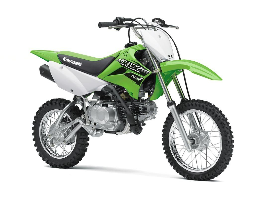 2016 Kawasaki KLX110L in Kingsport, Tennessee