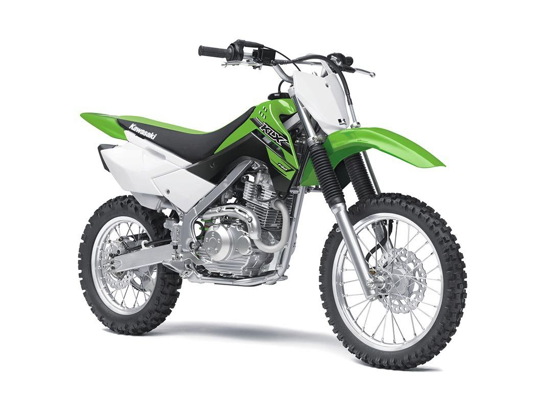 2016 Kawasaki KLX140 in Howell, Michigan