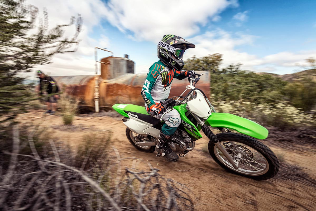 2016 Kawasaki KLX140 in Cedar Falls, Iowa - Photo 15