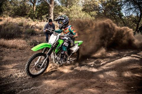 2016 Kawasaki KLX140 in Greenville, South Carolina