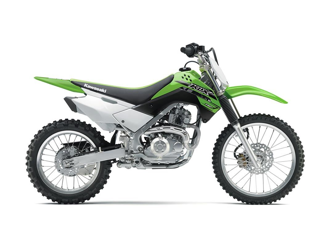 2016 Kawasaki KLX140L in Cedar Falls, Iowa - Photo 1