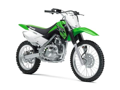 2016 Kawasaki KLX140L in Fontana, California