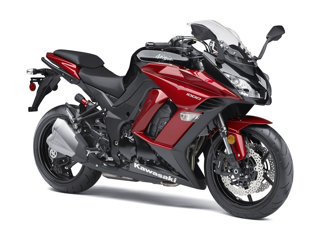 2016 Kawasaki Ninja 1000 ABS in Winterset, Iowa