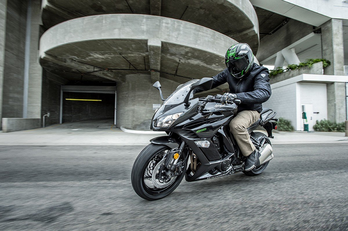 2016 Kawasaki Ninja 1000 ABS in Plano, Texas