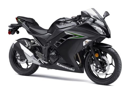 2016 Kawasaki Ninja 300 in Salinas, California - Photo 12