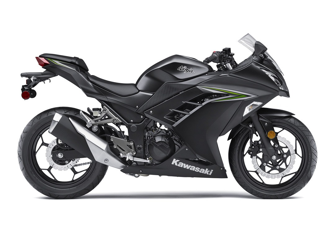 2016 Kawasaki Ninja 300 in Nevada, Iowa