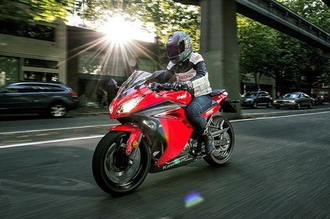 2016 Kawasaki Ninja 300 ABS in Tyler, Texas