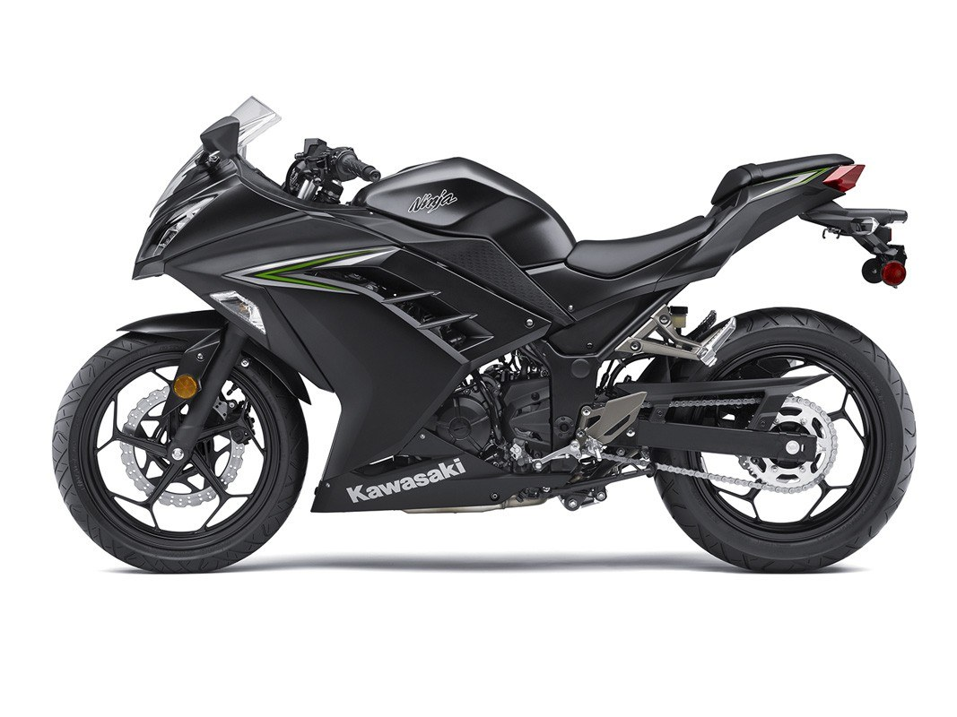 2016 Kawasaki Ninja 300 ABS in Winterset, Iowa