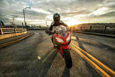 2016 Kawasaki Ninja 300 ABS in North Reading, Massachusetts - Photo 18