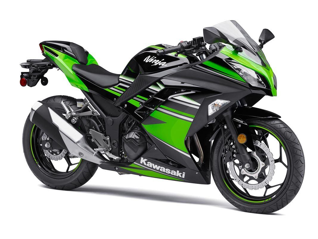 2016 Kawasaki Ninja 300 ABS KRT Edition in Littleton, New Hampshire
