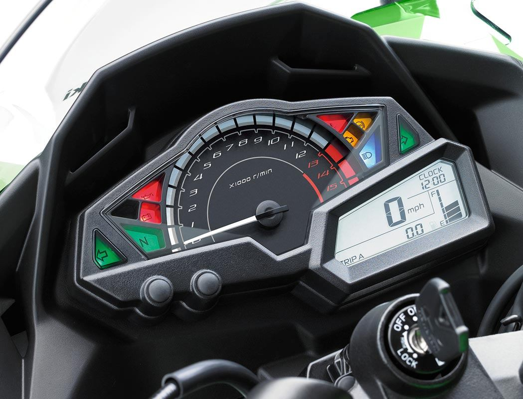 2016 Kawasaki Ninja 300 ABS KRT Edition in Tarentum, Pennsylvania - Photo 7