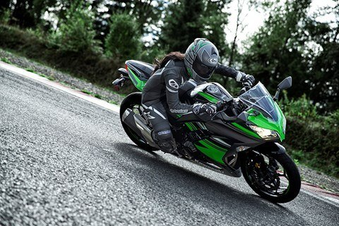 2016 Kawasaki Ninja 300 ABS KRT Edition in Tarentum, Pennsylvania - Photo 9