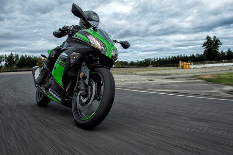 2016 Kawasaki Ninja 300 ABS KRT Edition in Harrisonburg, Virginia