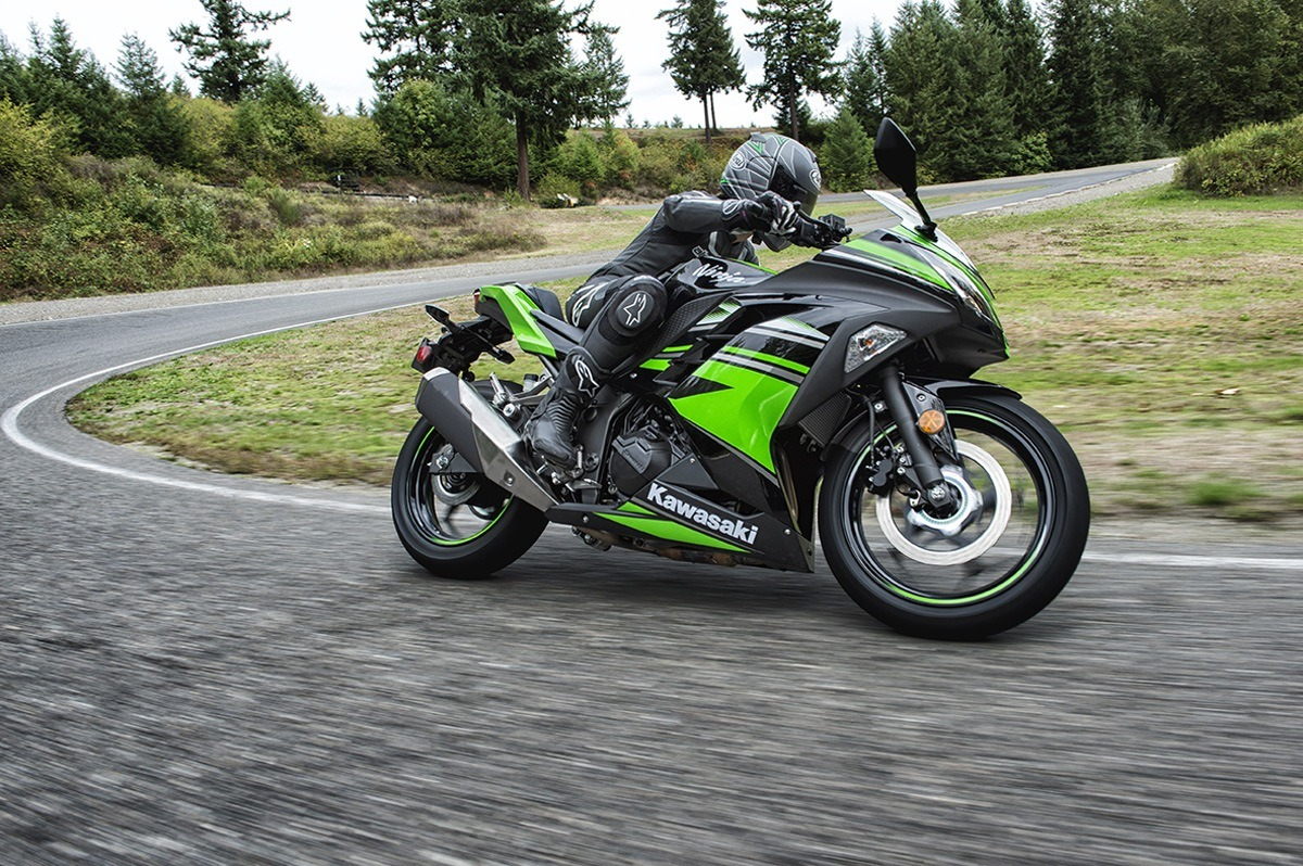 2016 Kawasaki Ninja 300 ABS KRT Edition in Tarentum, Pennsylvania - Photo 17