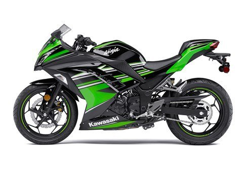 2016 Kawasaki Ninja 300 ABS KRT Edition in Hicksville, New York