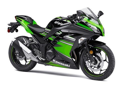 2016 Kawasaki Ninja 300 ABS KRT Edition in Sierra Vista, Arizona