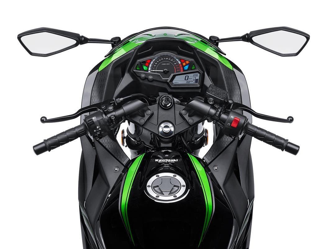 2016 Kawasaki Ninja 300 ABS KRT Edition in Winterset, Iowa