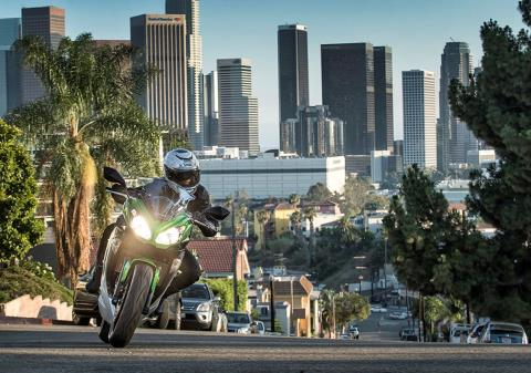 2016 Kawasaki Ninja 650 in San Francisco, California - Photo 8