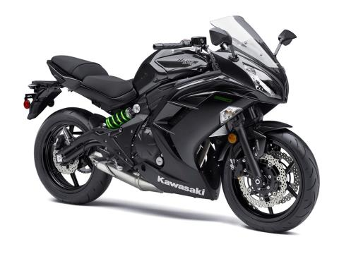 2016 Kawasaki Ninja 650 in San Francisco, California - Photo 3