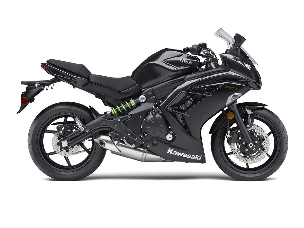2016 Kawasaki Ninja 650 in North Reading, Massachusetts