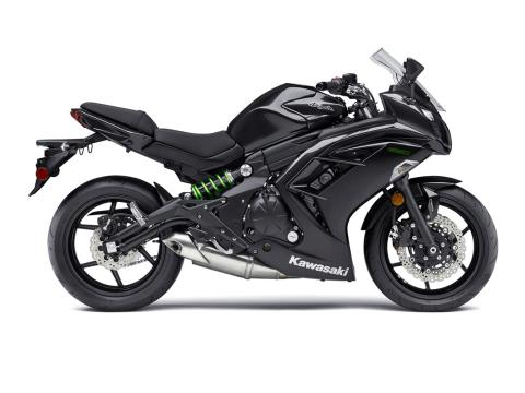 2016 Kawasaki Ninja 650 in Mount Pleasant, Michigan