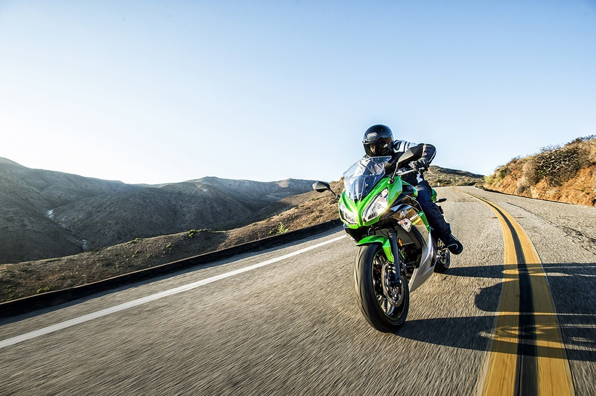 2016 Kawasaki Ninja 650 in Greenville, South Carolina