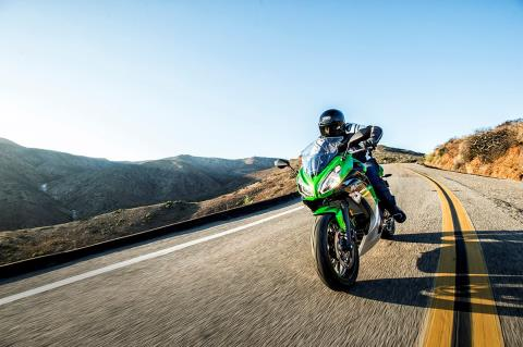 2016 Kawasaki Ninja 650 in Roseville, California