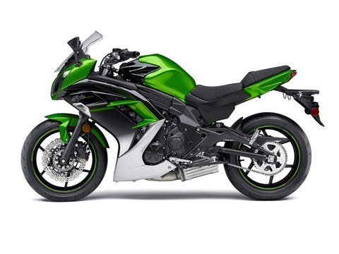 2016 Kawasaki Ninja 650 ABS in Greenville, South Carolina - Photo 2