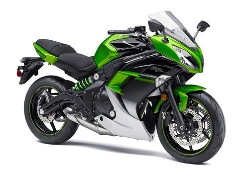2016 Kawasaki Ninja 650 ABS in Greenville, South Carolina - Photo 3